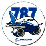 BOEING Stickers